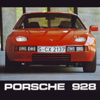 Owning, Driving, and Documenting the Sixth-ever Porsche 928