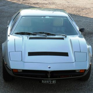 Rare Version of Maserati's Merak Awaits New Owner in Italy