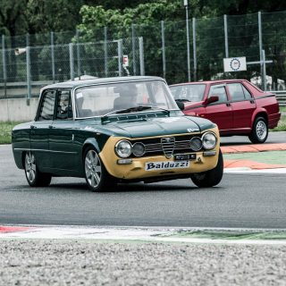 Monza Hosts Coppa Intereuropa's Vintage Races