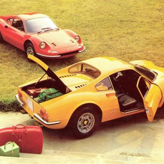 Ferrari's Tragic Son Inspired The Beautiful Dino 246