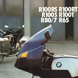 Vintage Beemer Twin Brochures Make Us Want to Ride