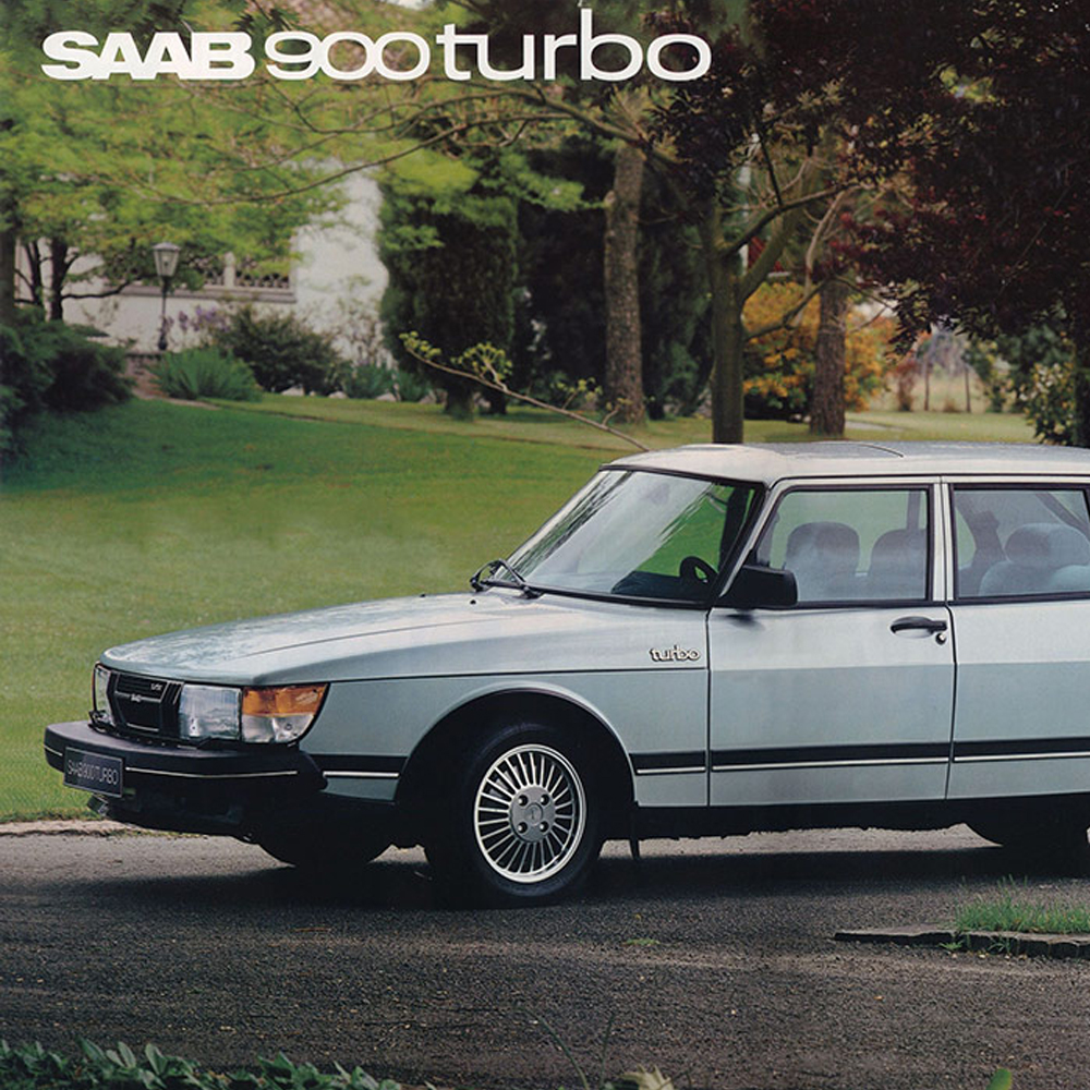 Saab 900 Turbo Offered High Performance with a Side of Weird