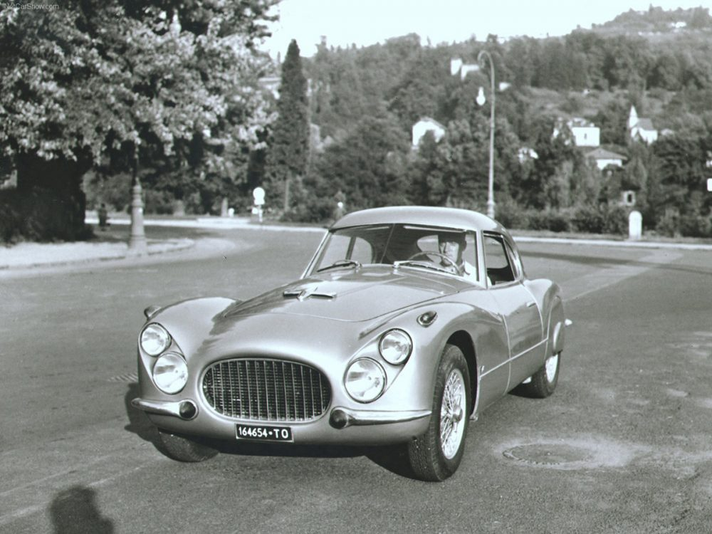 Fiat\'s First and Last V8 Sports Car Eclipsed Ferrari and Alfa ...