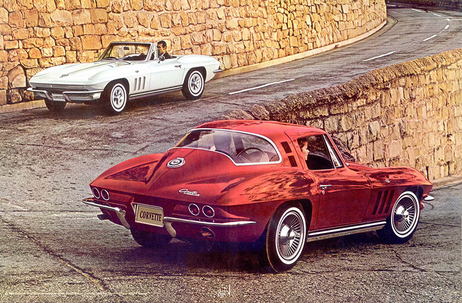 The C2 Sting Ray Remains the Best-looking American Car • Petrolicious