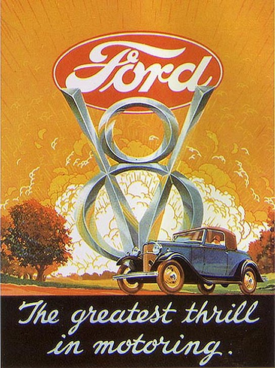 Ford S Flathead V Fueled The Hot Rod Revolution