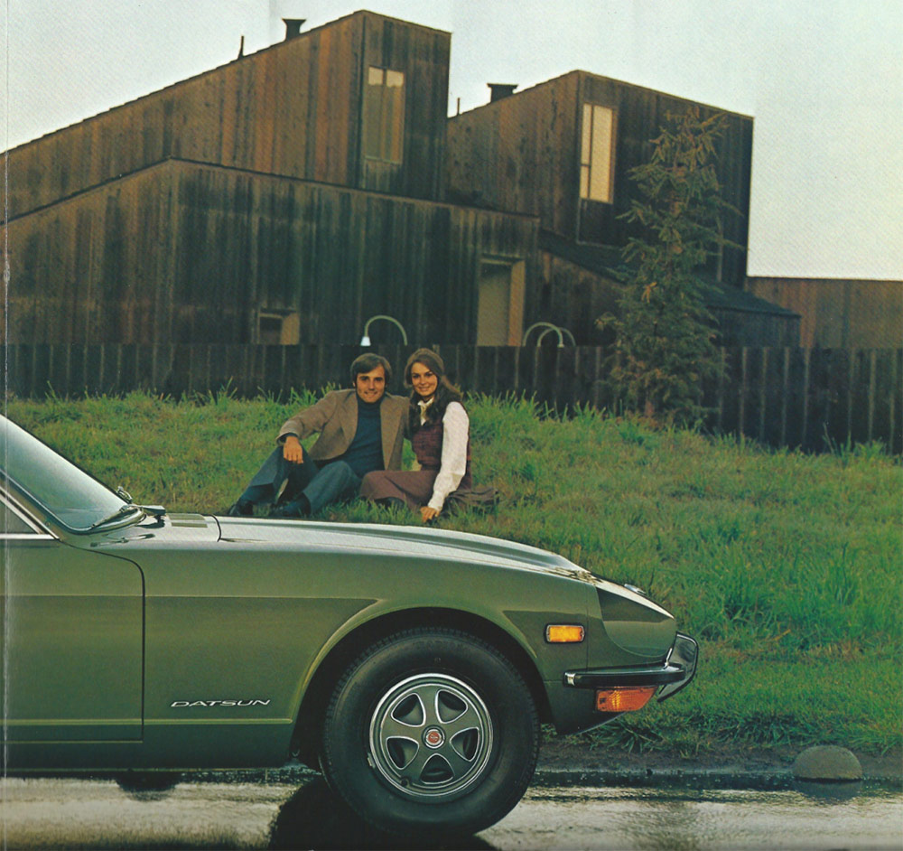 Everyday Sports Cars: Ten Ways The 240Z Is Intriguing • Petrolicious