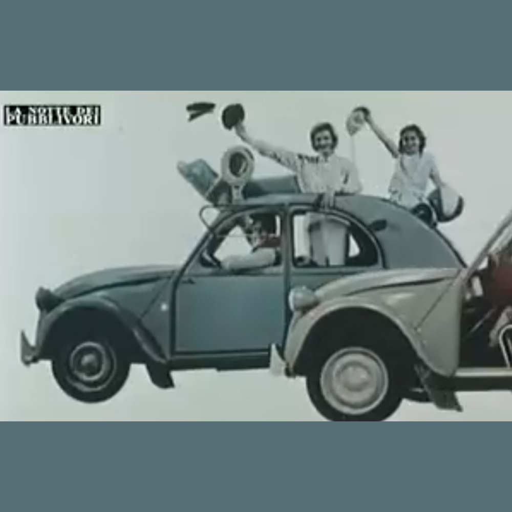 Period Citroën Commercials Ooze Vintage French Charm