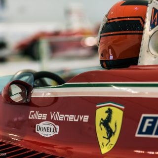 Villeneuve's Legacy Lives On In Modena
