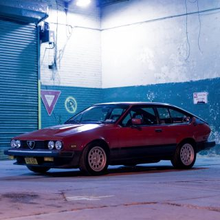Alfa's GTV6 Makes Exotic Noises for Used Econobox Cash