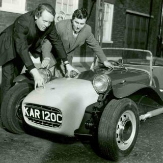 Lotus Seven Embodies Automotive Simplicity and Purity