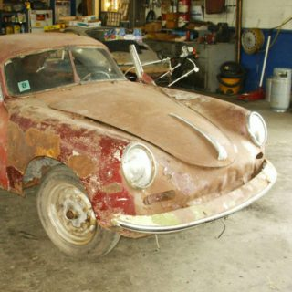 Which Sixties European Performance Icon Would You Restore?