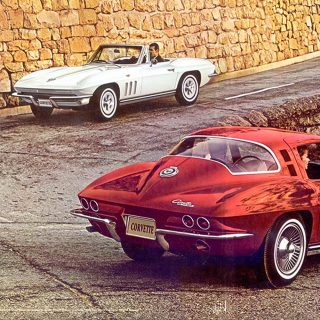 The C2 Sting Ray Remains the Best-looking American Car