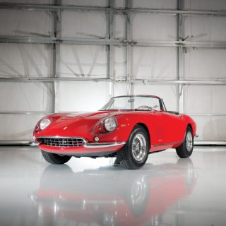 The 275 GTB/4 Exemplifies the Golden Era of Ferrari