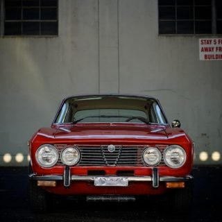 Grab A Project Alfa GTV 2000 and Drive the Wheels Off It