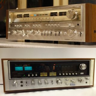 Complete Your Garage with Vintage HiFi Looks and Sound