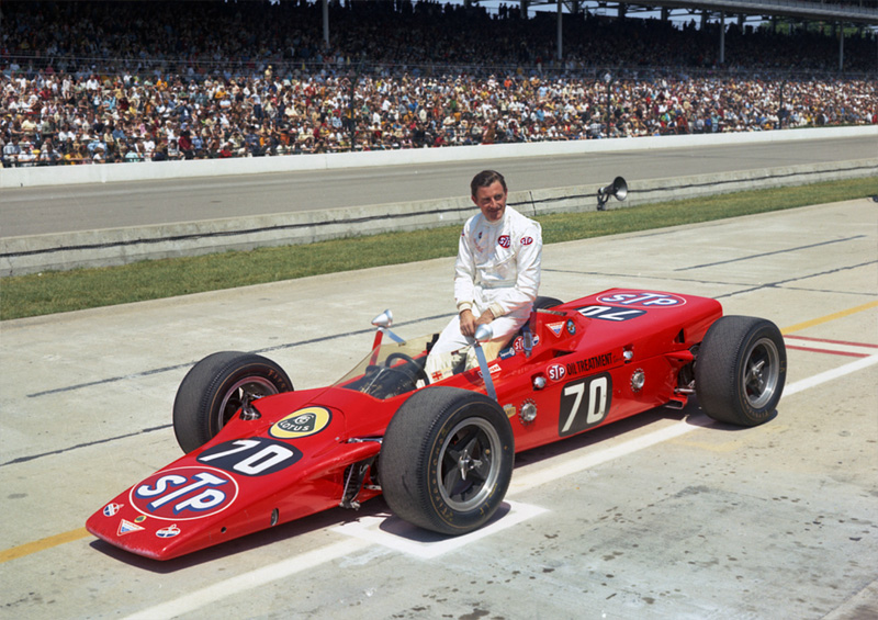 Stp Turbine Cars Were Indy Innovation At Its Finest