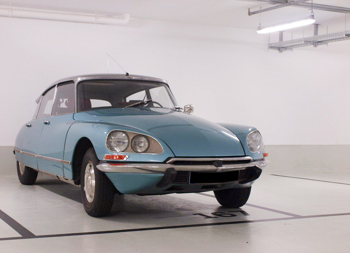 1970 Citro 235 N Ds 21 Pallas Petrolicious