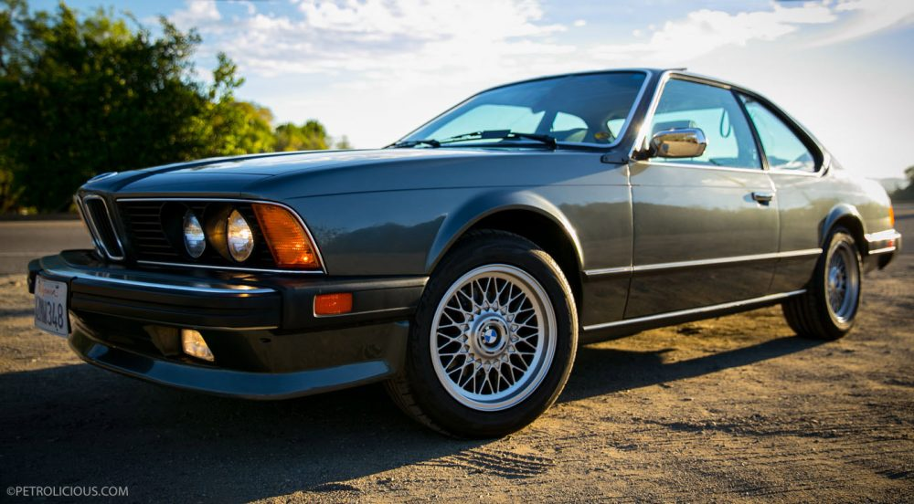 The BMW CSI Is A Gentlemans Coupe Petrolicious - 635 bmw