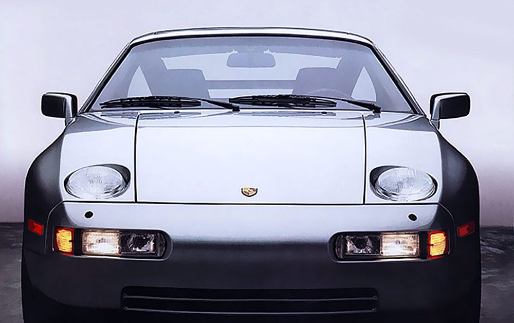 Porsche\'s Once-Controversial 928 Gaining Value in Used Market ...