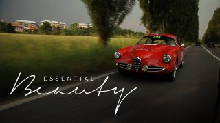 Zagato Embodies Essential Beauty