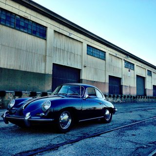 Behind the Scenes: Porsche 356
