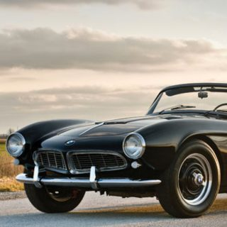The BMW 507 Was a Beautiful Mistake
