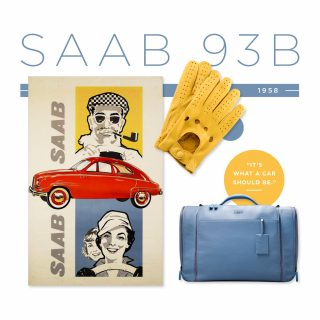 Car Inspiration: Saab 93