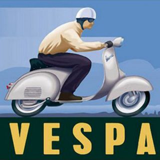Italian Icon Vespa Was Designed as the Anti-Motorcycle