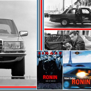 Drivers' Cinema: Ronin (1998)