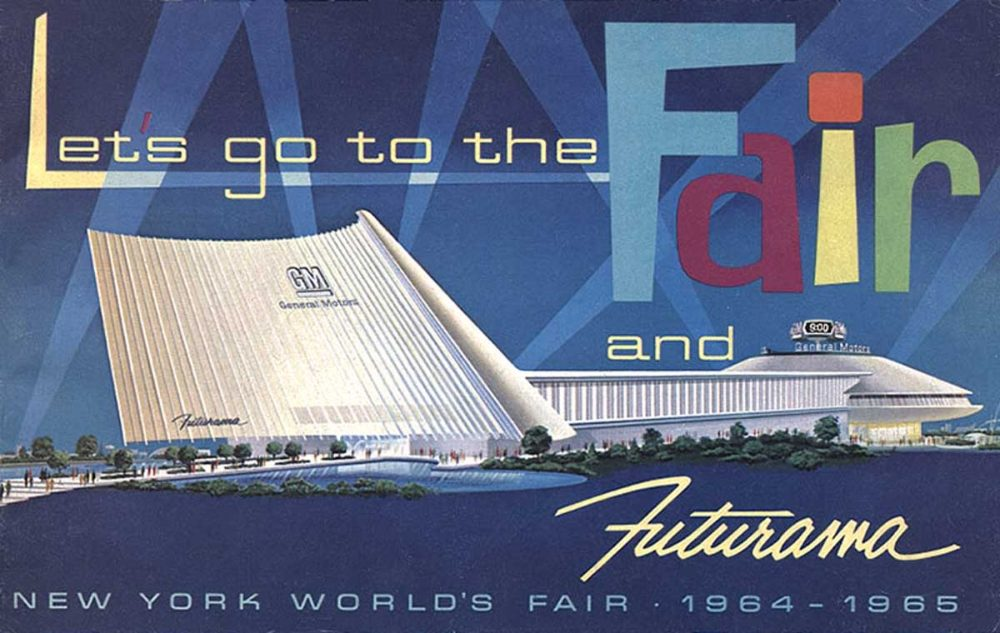 Travel Back in Time to the Future of the 1939 World\'s Fair ...