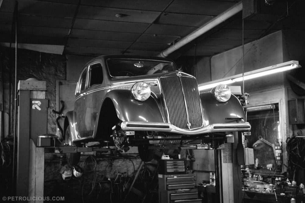 Rare Classics Are Regulars at Garage in White Plains, NY ...