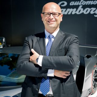What the Lamborghini Design Chief Dreams About