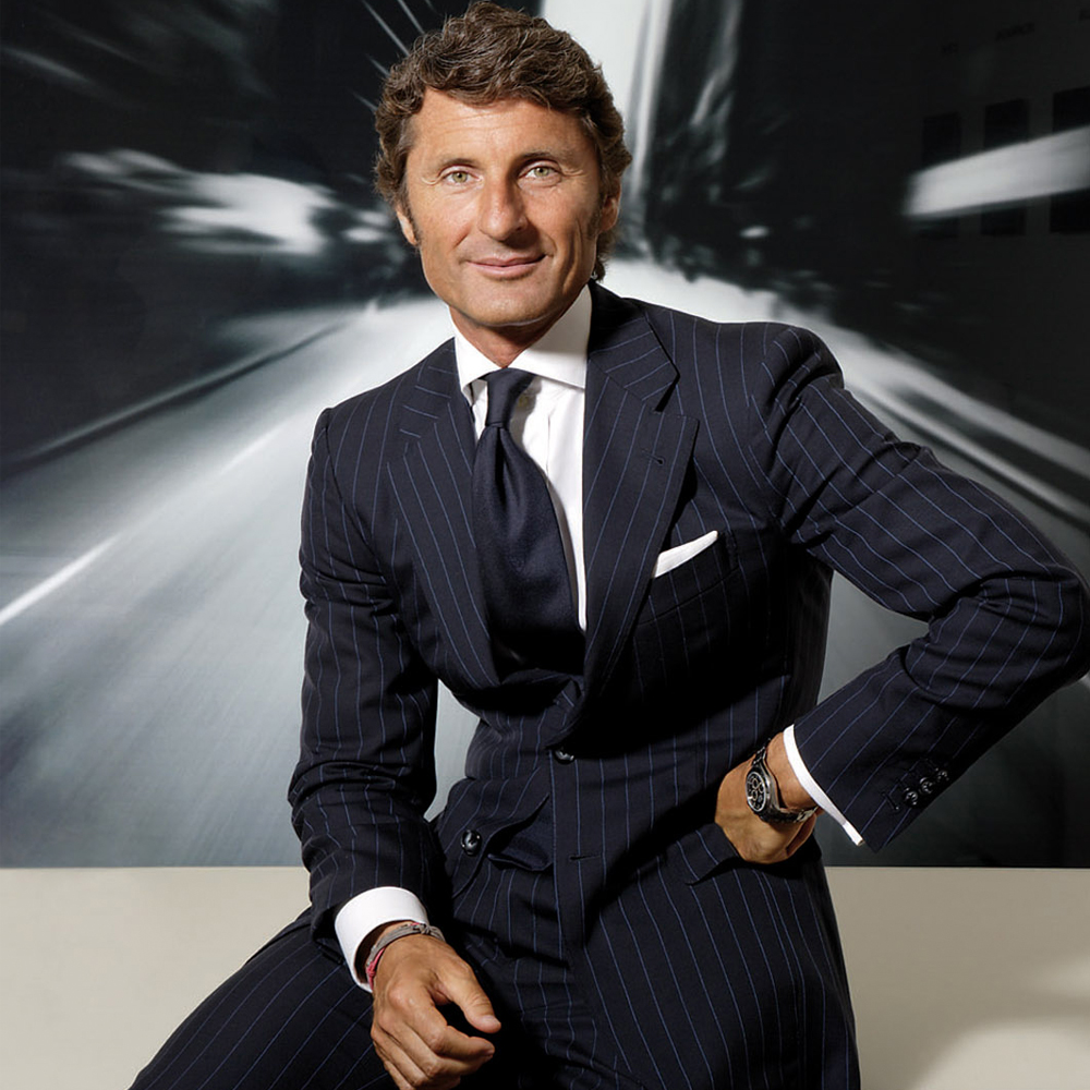 Lamborghini CEO Talks about the Dream Industry