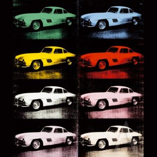 Non-Driving Andy Warhol Was Fascinated with Cars