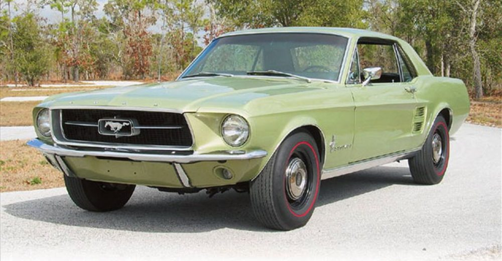 Mustang Fastback Was the Original Hot Hatch • Petrolicious