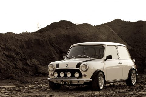 He Saved Up To Find His Dream Mini And Made It His Own Petrolicious