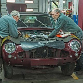New York Garage Has 40 Years of Restoration, Service & Racing