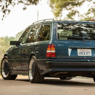 AMG Hammered Out Superb Performance in the '80s