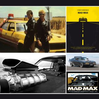 Drivers' Cinema: Mad Max (1979)