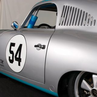 On the Market: 1954 Porsche 356 Competition Car