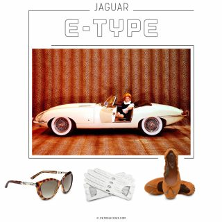 Car Inspiration: Jaguar E-Type