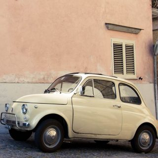 1950s Fiat 500 Commercial Turns Heads