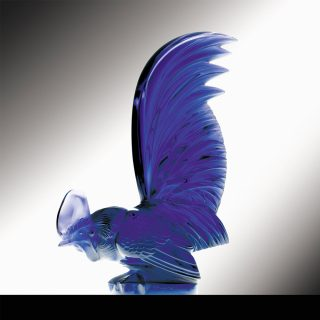 Car Mascot Designer Lalique Has Collectors Glowing