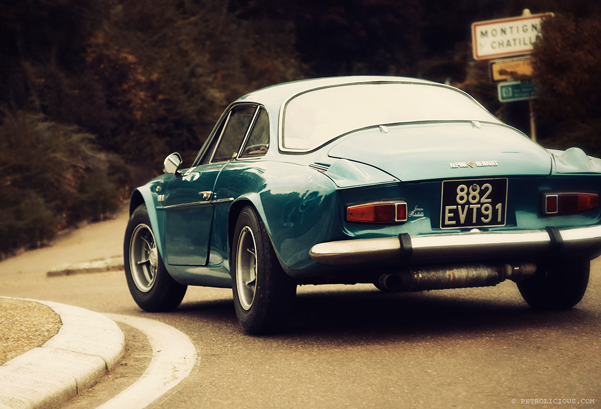 Best Car For First Time Driver >> The Alpine A110 Is at Home in the French Countryside • Petrolicious