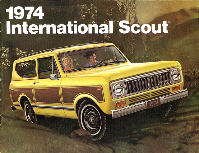 The International Scout Will Meet Your Needs • Petrolicious
