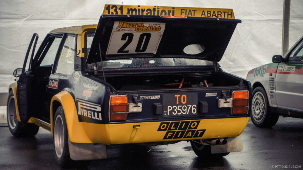 First Year for Historic Rally Cars at Italy\'s Monza Rally Show ...