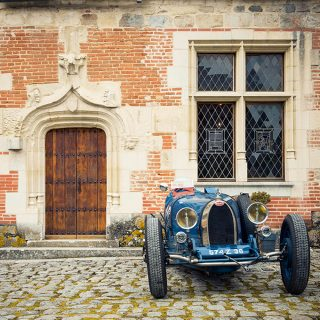 Fearing Death In A 1927 Bugatti Is Addicting