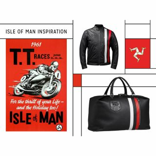 Event Inspiration: Isle of Man & Fine Leather Goods