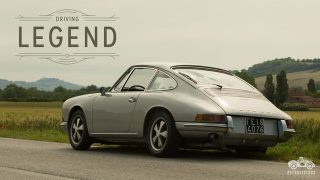 Porsche 911: A German Driving Legend In Italy