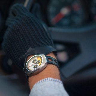 Holiday Gift Idea: Autodromo Watch Inspired by Vic Elford